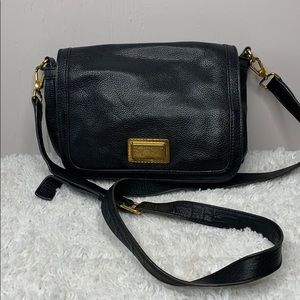 Marc by Marc Jacobs Take Your Marc Black Crossbody
